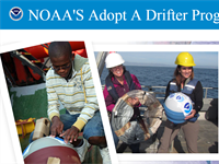 New Website for Adopt-a-Drifter