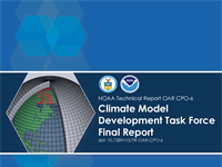Report: Advancing NOAA's climate models