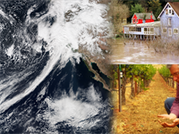 New Story Map showcases NOAA Research on atmospheric rivers and their impacts