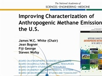 2018-03-27 13.52 NAS U.S. Methane Emission Report - Briefing to NOAA
