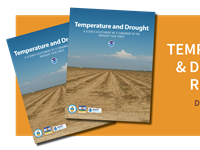 Drought Task Force Publishes NIDIS-MAPP Drought & Temperature Research
