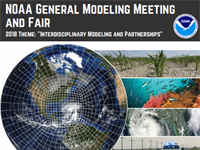 Submit an abstract and register for NOAA's General Modeling Meeting and Fair!