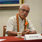 Pacific RISA hosts His Excellency Anote Tong, former President of the Republic of Kiribati