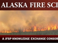 New study, co-authored by Alaska RISA team staff, studies the changing role of the Alaska Fire Science Consortium