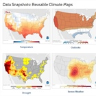 New Maps & Data section on Climate.gov offers easy-to-understand maps and entry-level information on climate data