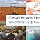 NOAA's Climate Program Office awards $48M to advance climate research, improve community resilience