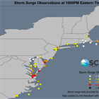 RISA and Sea Grant team up with states to map flooding during Hurricane Joaquin