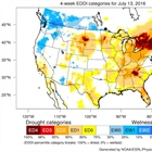 Could the Imminent U.S. Heat Wave Trigger a Flash Drought?