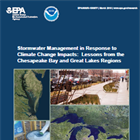 New report provides insights for stormwater management in response to climate change
