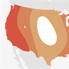 NOAA 2016 summer outlook: Where are the highest chances for a hot summer in the U.S.?