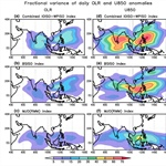 Summer Oscillations in Tropical Thunderstorm Activity: Potential Sources of Predictability
