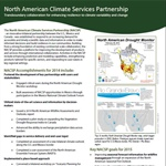 North American Climate Services Partnerships - 2014 Accomplishments Report
