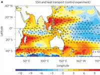 Is the Indian Ocean a potential sink for missing atmospheric heat?
