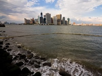 Study Finds New York City at Increased Threat of Tropical Cyclones and Coastal Flooding