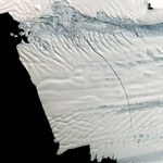 The climatic consequences of a Pine Island Glacier collapse