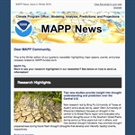 MAPP Newsletter: Winter 2016 Issue
