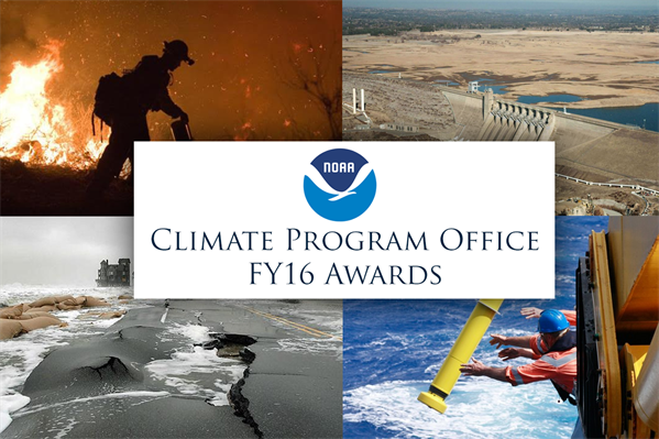NOAA's Climate Program Office awards $44.3M to advance climate research, improve community resilience