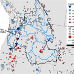 New Columbia River streamflow reconstruction