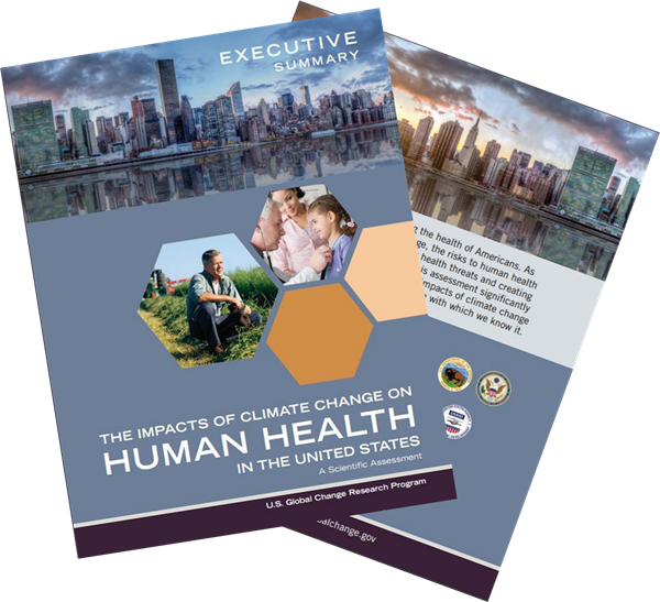 USGCRP Climate and Health Assessment Released