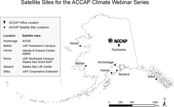 The role of remote engagement in supporting boundary chain networks across Alaska